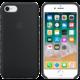 Apple silikonový kryt na iPhone 8/7, černá