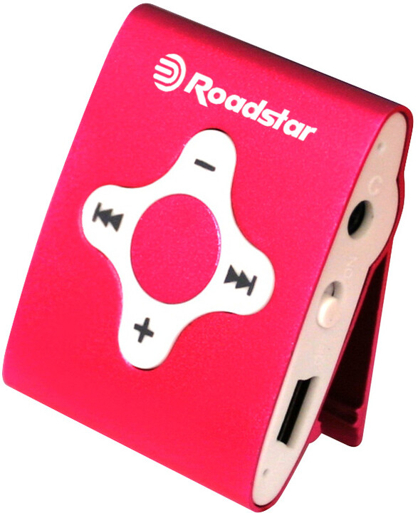 Roadstar MP-425/PK, 4GB