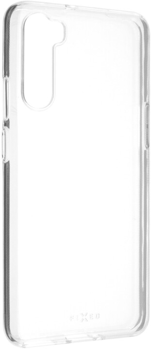 FIXED gelové pouzdro TPU pro OnePlus Nord, čirá