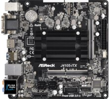 ASRock J4105-ITX - Intel J4105