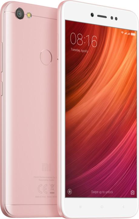 Xiaomi Redmi Note 5A Prime - 32GB, Global, růžová CZ LTE