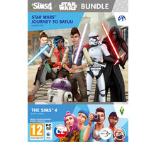 The Sims 4 + Star Wars: Výprava na Batuu (PC) - PC - 5035224124268