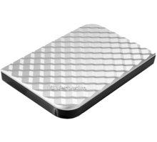 Verbatim Store'n'Go - 500GB, stříbrná - 53196