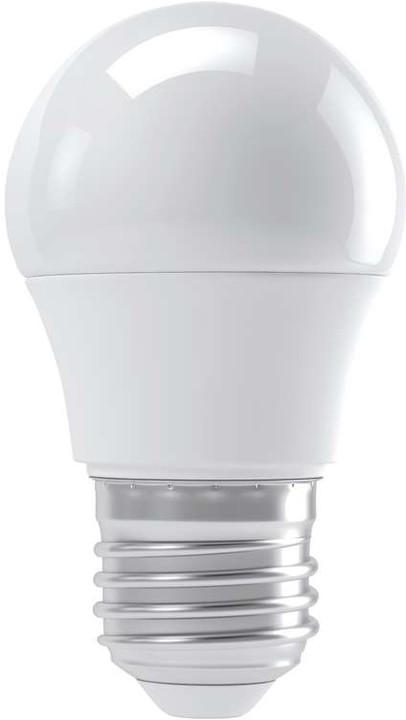 Emos LED žárovka Classic Mini Globe 4W E27, teplá bílá