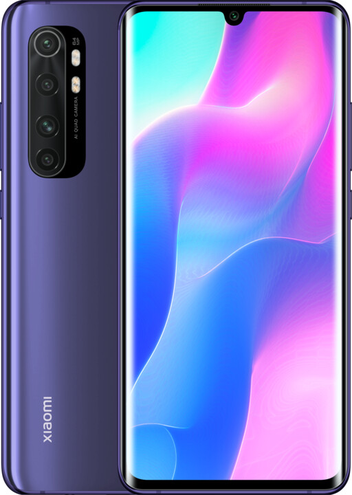 Xiaomi Note 10 Lite, 6GB/64GB, Nebula Purple
