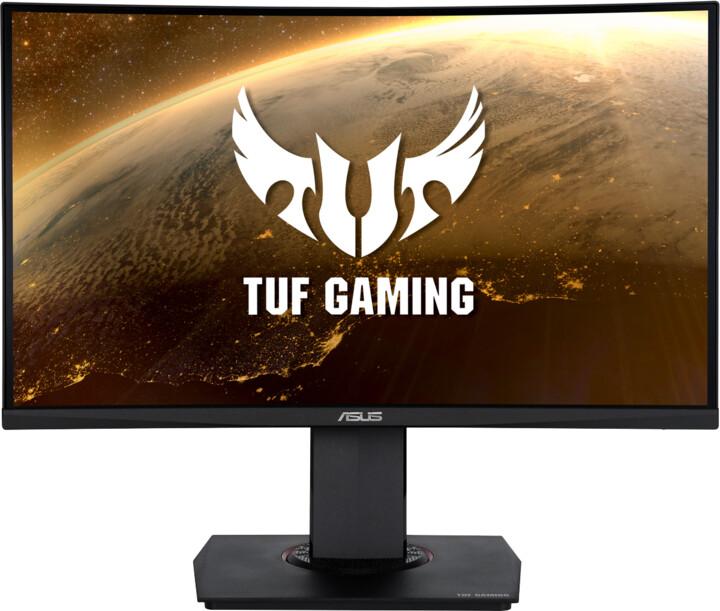 """ASUS VG24VQ - LED monitor 24"""""""