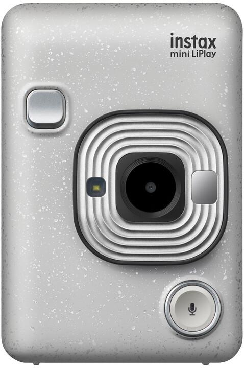 Fujifilm Instax MINI LIPLAY EX D, bílá