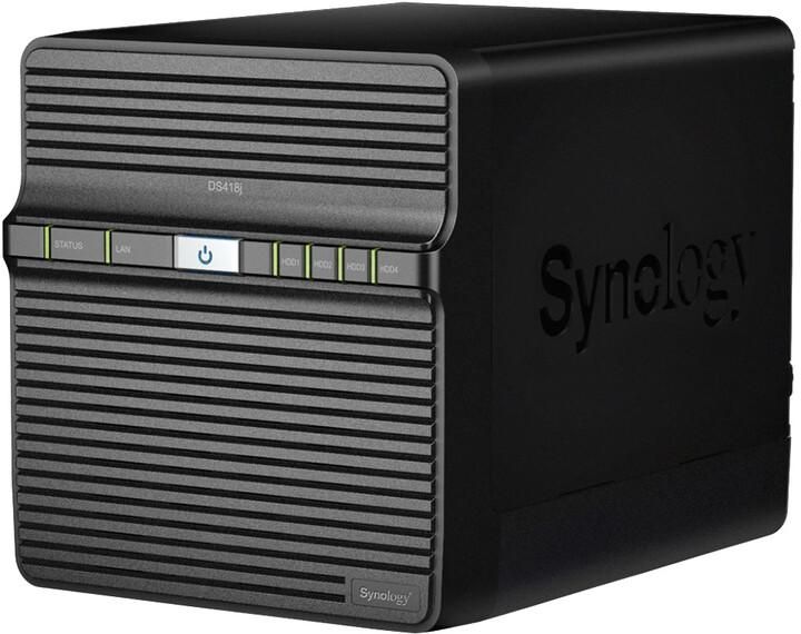 Synology DS418j DiskStation