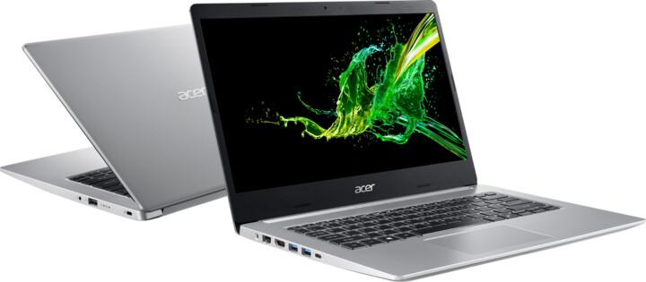 Acer Aspire 5 (A514-52-37JY), stříbrná