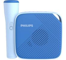 Philips TAS4405N, modrá - 4895229108561