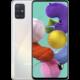 Samsung Galaxy A51, 4GB/128GB, White  + Elektronické předplatné čtiva v hodnotě 4 800 Kč na půl roku zdarma + Cashback 2500 Kč