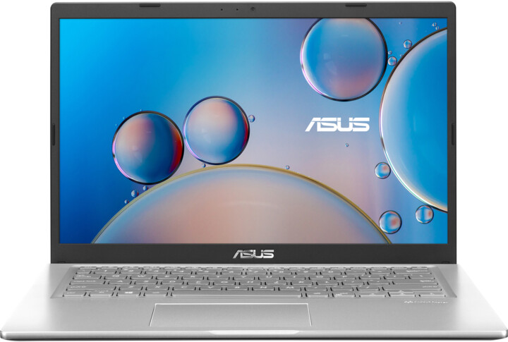 ASUS 14 X415EA, stříbrná
