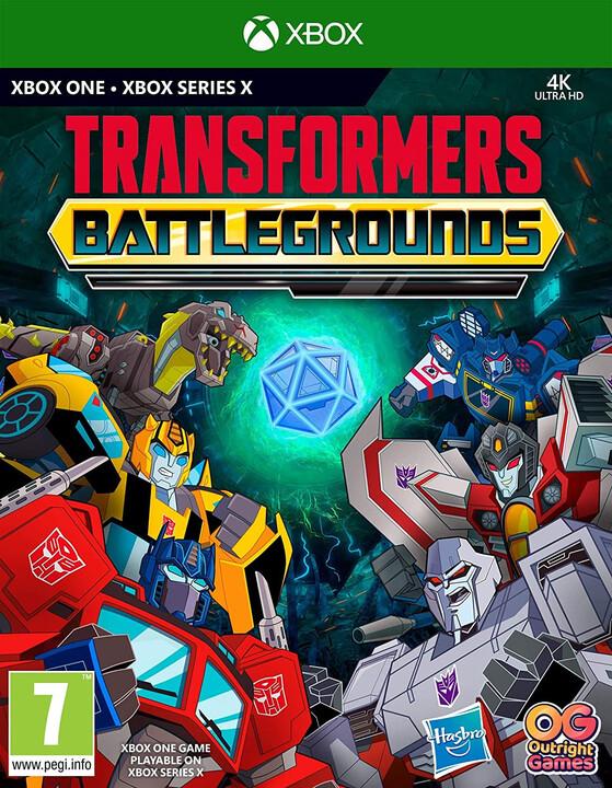 Transformers: Battleground (Xbox ONE)