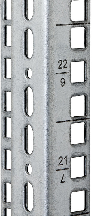 Triton vertikální lišta RAX-VL-X09-X1, 9U, 1ks