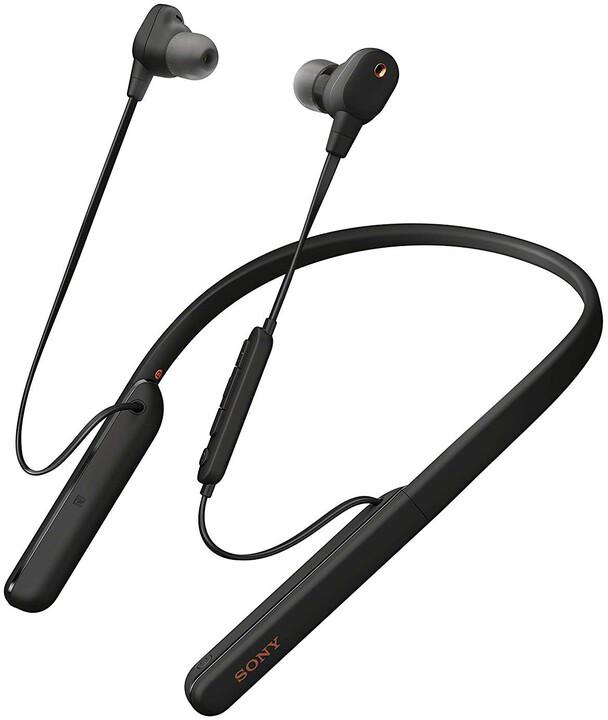 Sony WI-1000XM2, černá