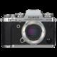 Fujifilm X-T3, tělo, stříbrná