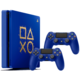 PlayStation 4 Slim, 500GB, Days of Play Edition  + God of War (PS4) v ceně 1700 Kč + Voucher Be a Gamer - 5x 100 Kč (sleva na hry nad 999 Kč)