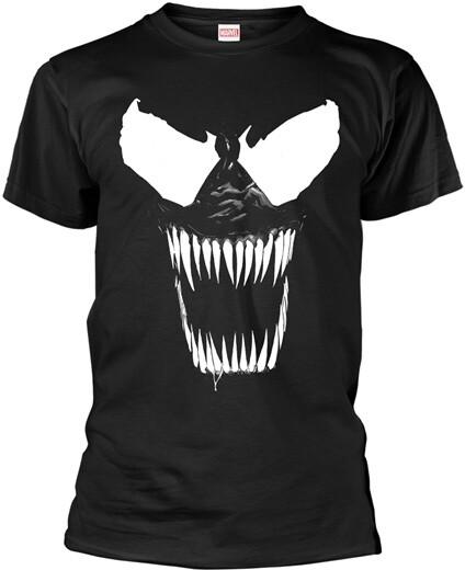 Tričko Venom Movie - Venom Bare Teeth (XXL)