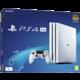 PlayStation 4 Pro, 1TB, Gamma chassis, bílá  + 10x voucher na 100Kč slevu na hry (při nákupu nad 999 Kč)