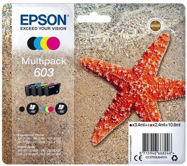 Epson T03U6, multipack CMYK