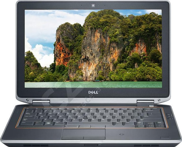 Dell Latitude E6420, černá