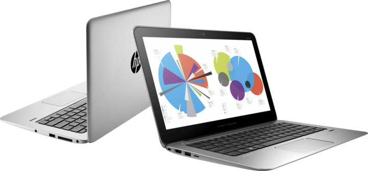 HP EliteBook Folio 1020 G1, stříbrná