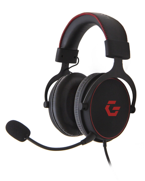 CZC.Gaming Hellhound, herní sluchátka