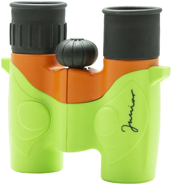 Focus Junior 6x21, dětský, zelená/oranžová
