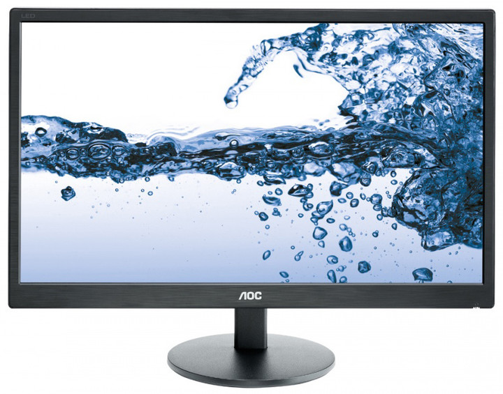 AOC E2270SWHN - LED monitor 22""