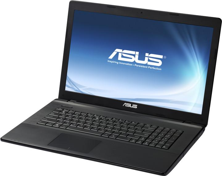ASUS X75VB-TY087H, černá