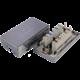 Solarix Spojovací box CAT5E STP 8p8c LSA+/Krone KRJS45-VEB5
