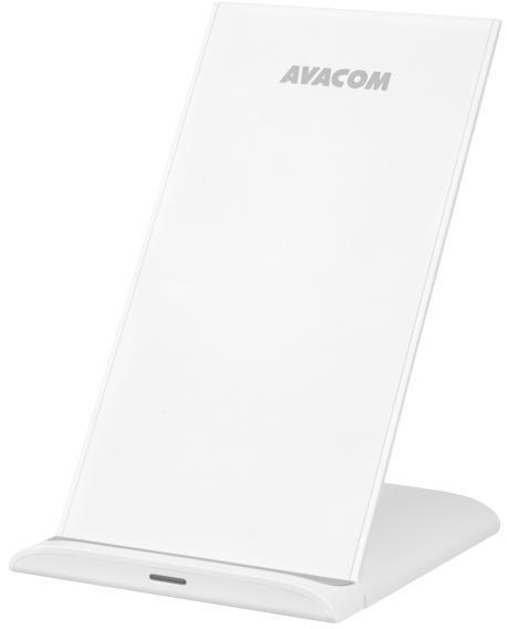 Avacom HomeRAY T10 Charger Stand Qi 10W, bílá