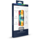 FIXED Opus pouzdro typu kniha pro Huawei P10 Lite, motiv Dice