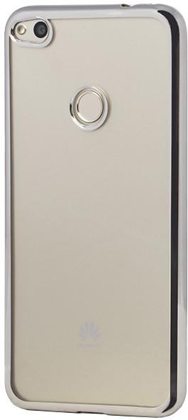 EPICO pružný plastový kryt pro Huawei P9 Lite 2017 EPICO BRIGHT - silver