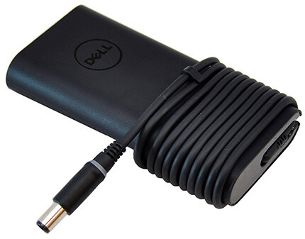 Dell 90W AC Adapter 3pin, 1m kabel