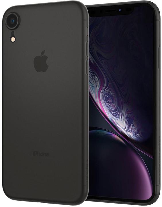 Spigen Air Skin iPhone Xr, black