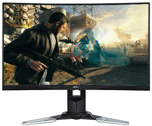 """Acer XZ271bmijpphzx Gaming - LED monitor 27"""""""