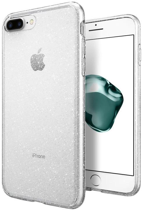 Spigen Liquid Crystal Glitter pro iPhone 7 Plus/8 Plus, cryst.