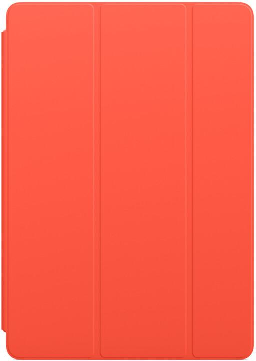 """Apple ochranný obal Smart Cover pro iPad 10.2"""" (8.gen), oranžová"""