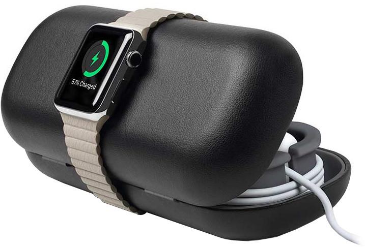 TwelveSouth TimePorter nabíjecí stojan pro Apple Watch - black