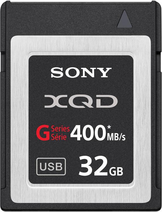 Sony QDG128A-R XQD řada G 32GB