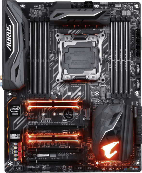 GIGABYTE X299 AORUS Gaming 3 - Intel X299