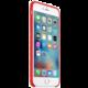 Apple iPhone 6s Plus Silicone Case, červená