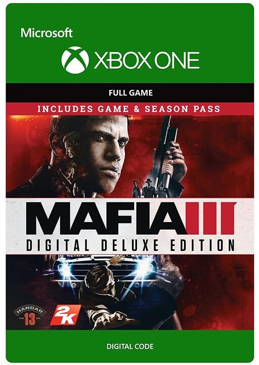 Mafia III: Deluxe Edition (Xbox ONE) - elektronicky