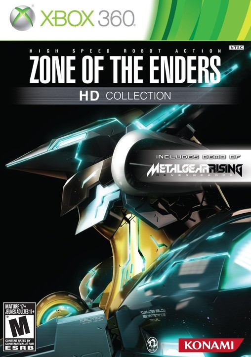 Zone of the Enders HD Collection - X360