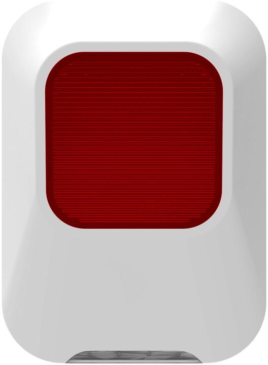iGET SECURITY DP24 - vnitřní siréna napájená baterií + USB napájení