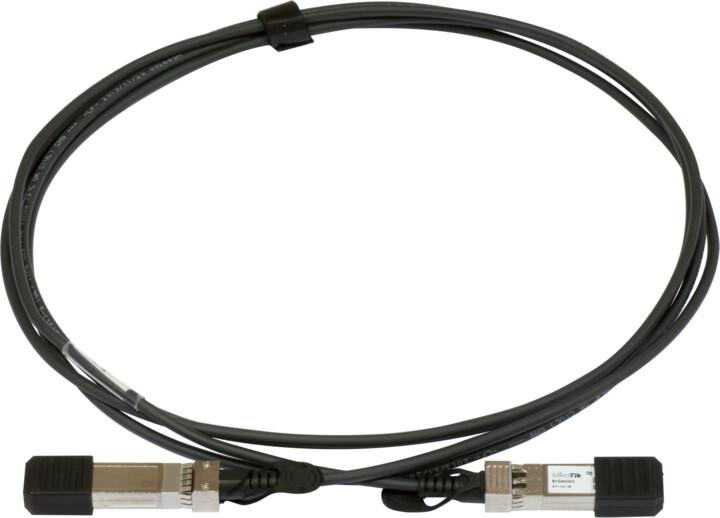 Mikrotik SFP/SFP+ DAC kabel, 1G/10Gbit, 3m