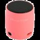 Technaxx Nano Bike MusicMan, růžová  + Voucher až na 3 měsíce HBO GO jako dárek (max 1 ks na objednávku)