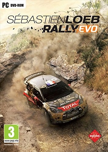 Sébastien Loeb Rally Evo (PC)