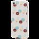 EPICO pružný plastový kryt pro iPhone 5/5S/SE DONUTS